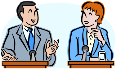 Candidate Clipart.