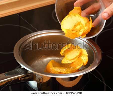 Candied Orange Peel Stock Photos, Royalty.