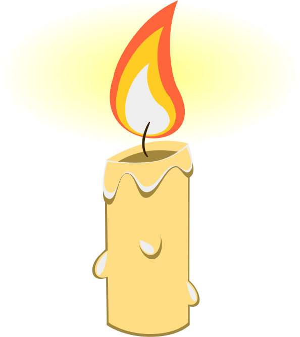 Free Candle Clip Art Pictures.
