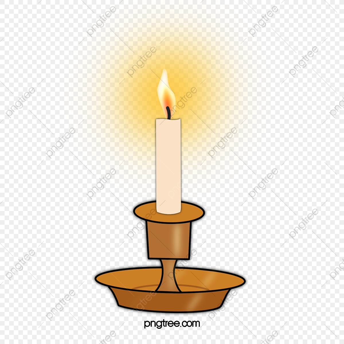 Burning Candles, Combustion, Candle, White PNG Transparent Clipart.