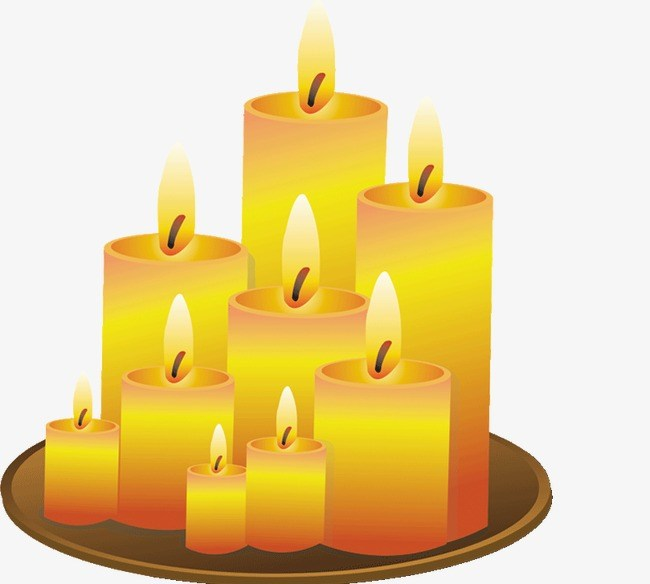 Candle burning clipart 3 » Clipart Portal.