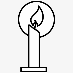 Candle PNG Images.
