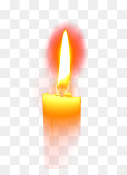 Candle Flame PNG.