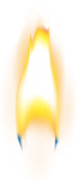 HD Candle Fire Flame Png , Free Unlimited Download #34809.