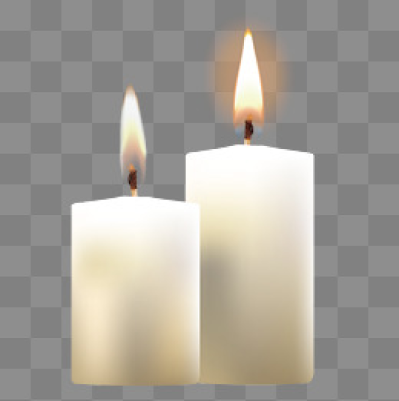 Candlelight Png.
