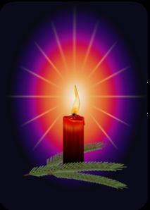 Candle Light Clip Art at Clker.com.