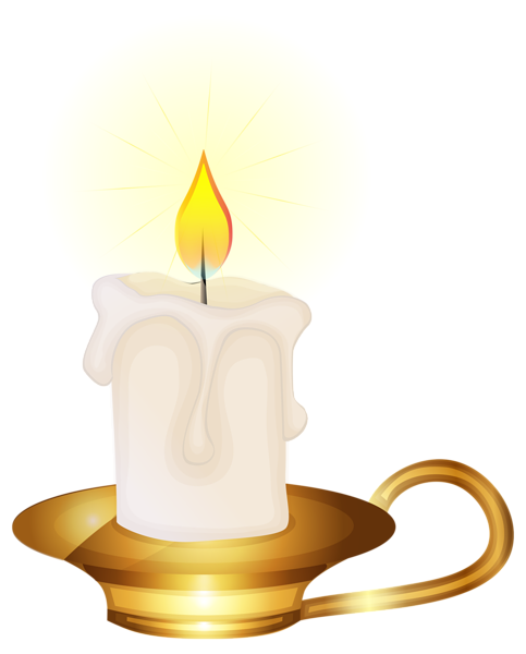 Candle Transparent PNG, Candles Clipart Images Free Download.