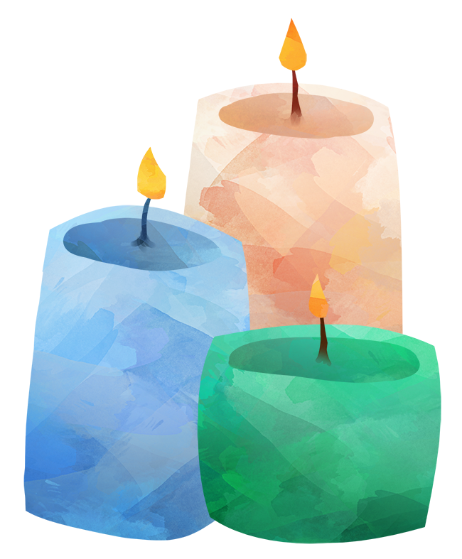 Images Of Candles.