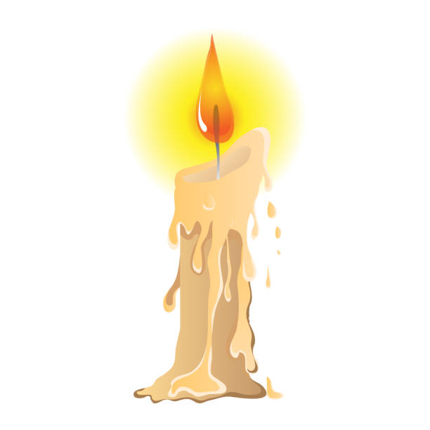 Best Candle Wax Illustrations, Royalty.