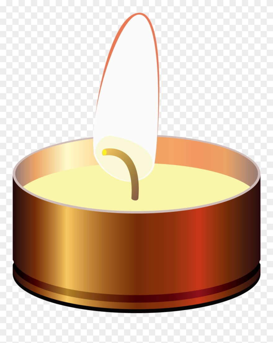 Clip Free Download Transparent Candle Prayer.