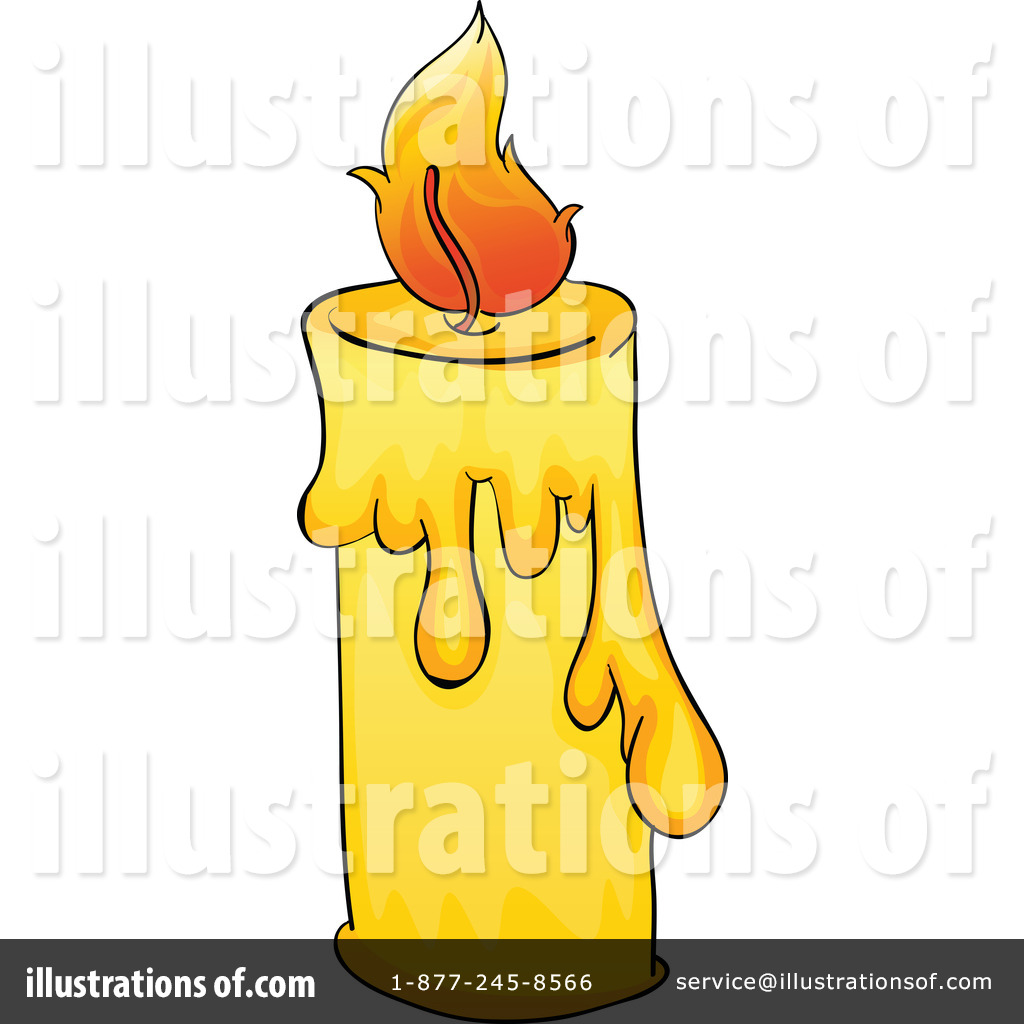 Candle Clipart #1130060.