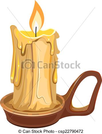 Wax candle Illustrations and Clipart. 4,700 Wax candle royalty.