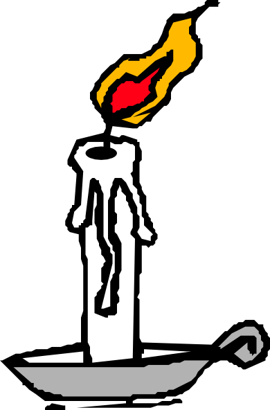Candle wax clipart.