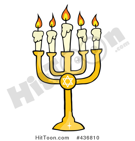 Candle Holder Clipart #1.