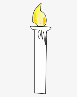 Free Candlelight Service Clip Art with No Background.