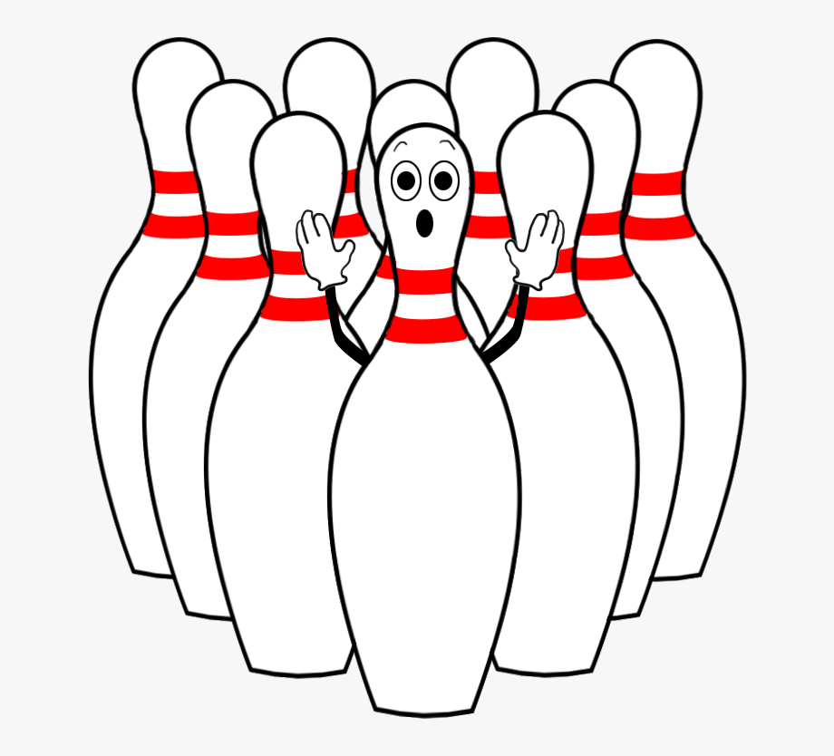 Bowling Clipart Winter.