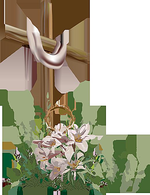 Religious Easter Clip Art.