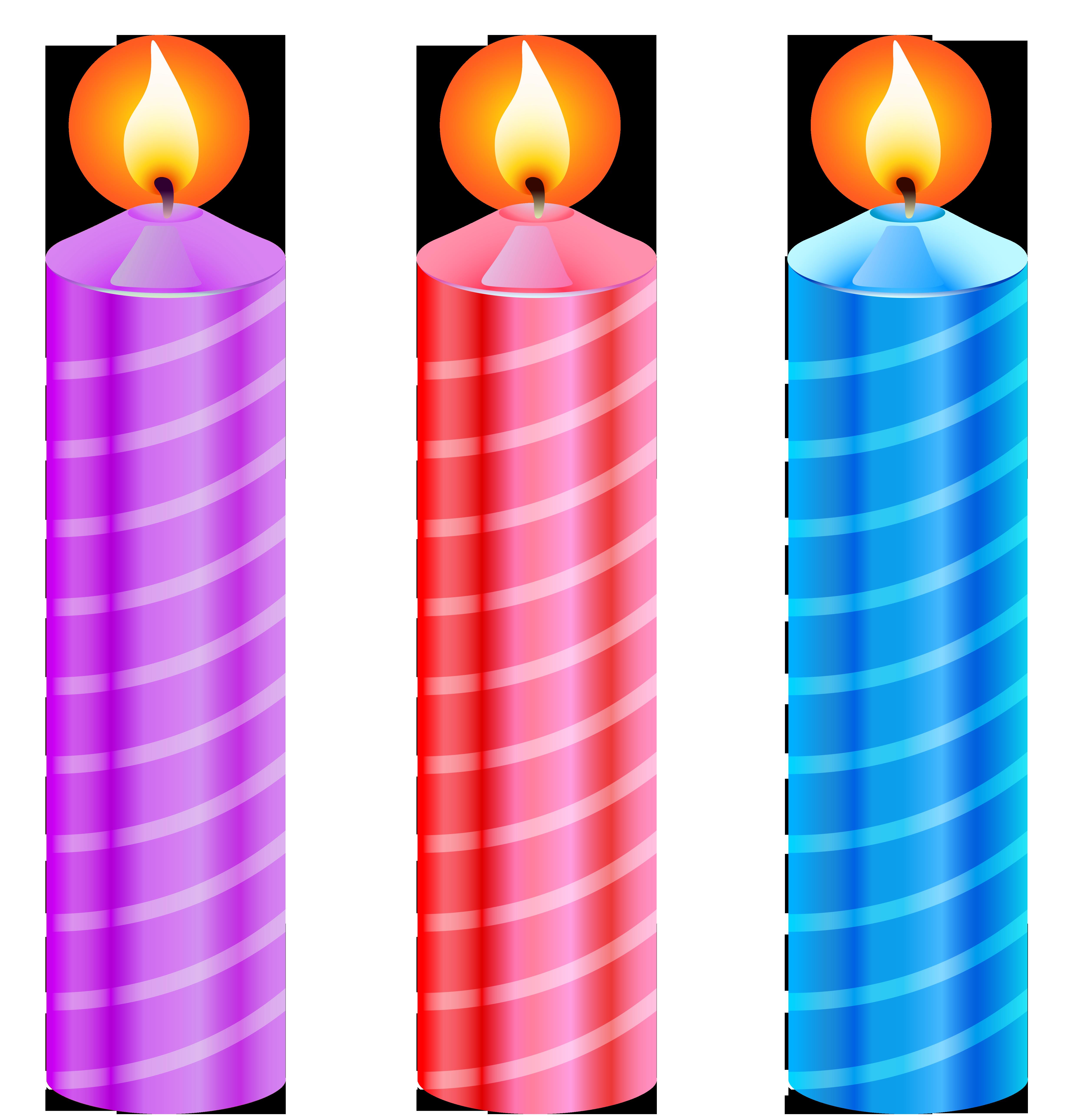 Candles clip art clipart 2.