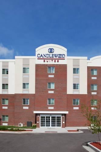 Hotel Candlewood Washington N, PA.