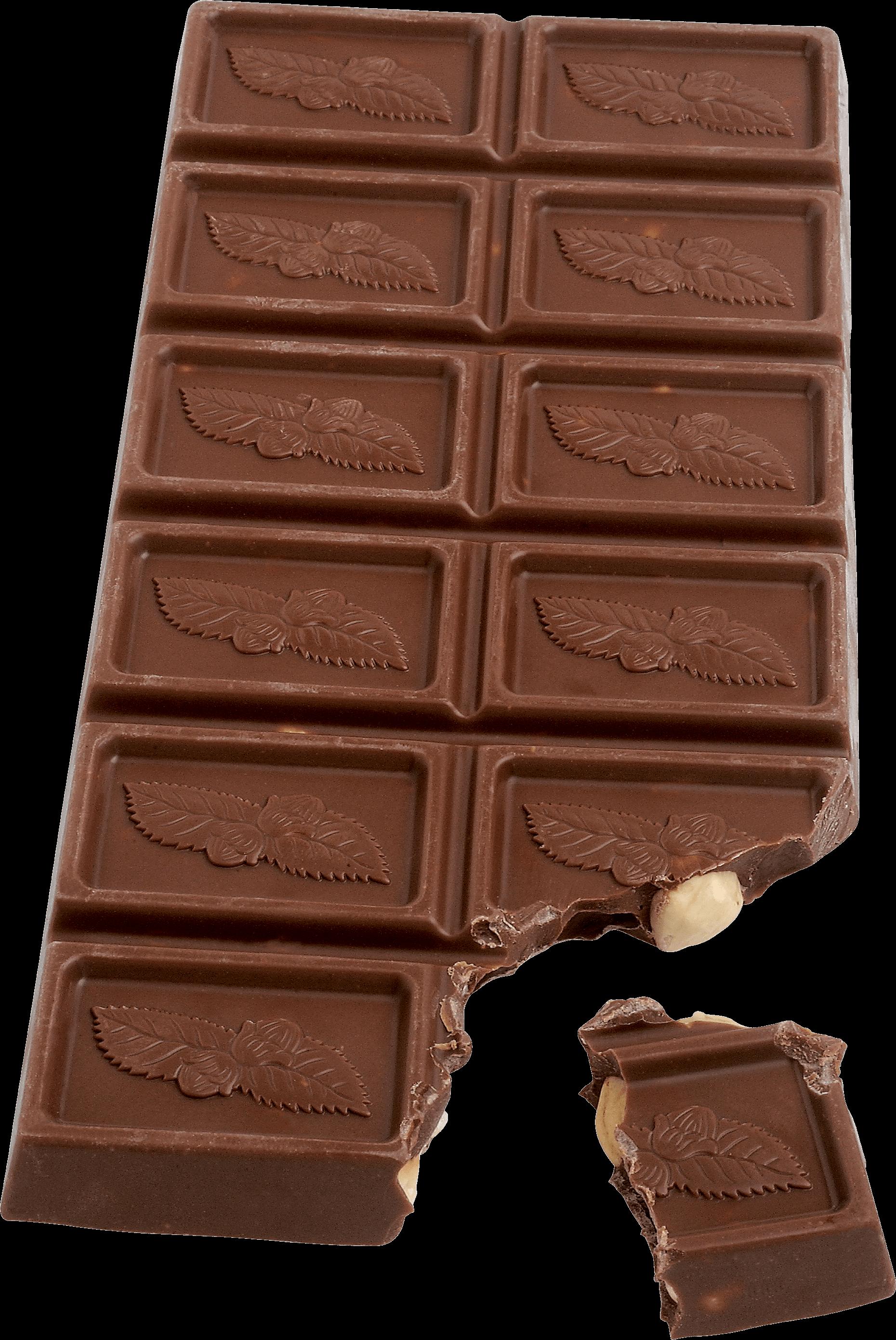 Chocolate Bar transparent PNG.