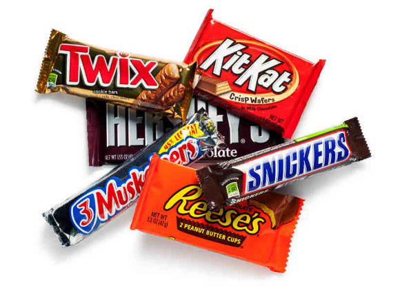 Candy Bar PNG Photo.