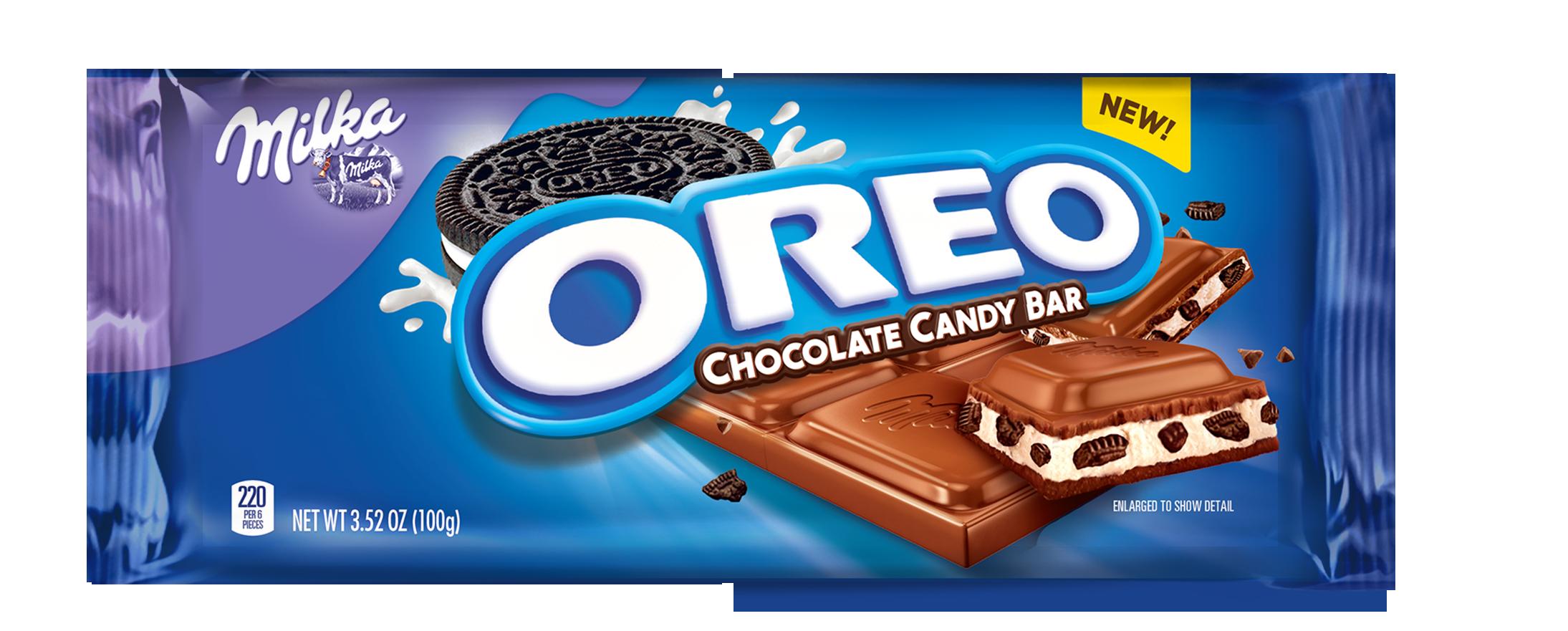 Oreo Candy Bars.