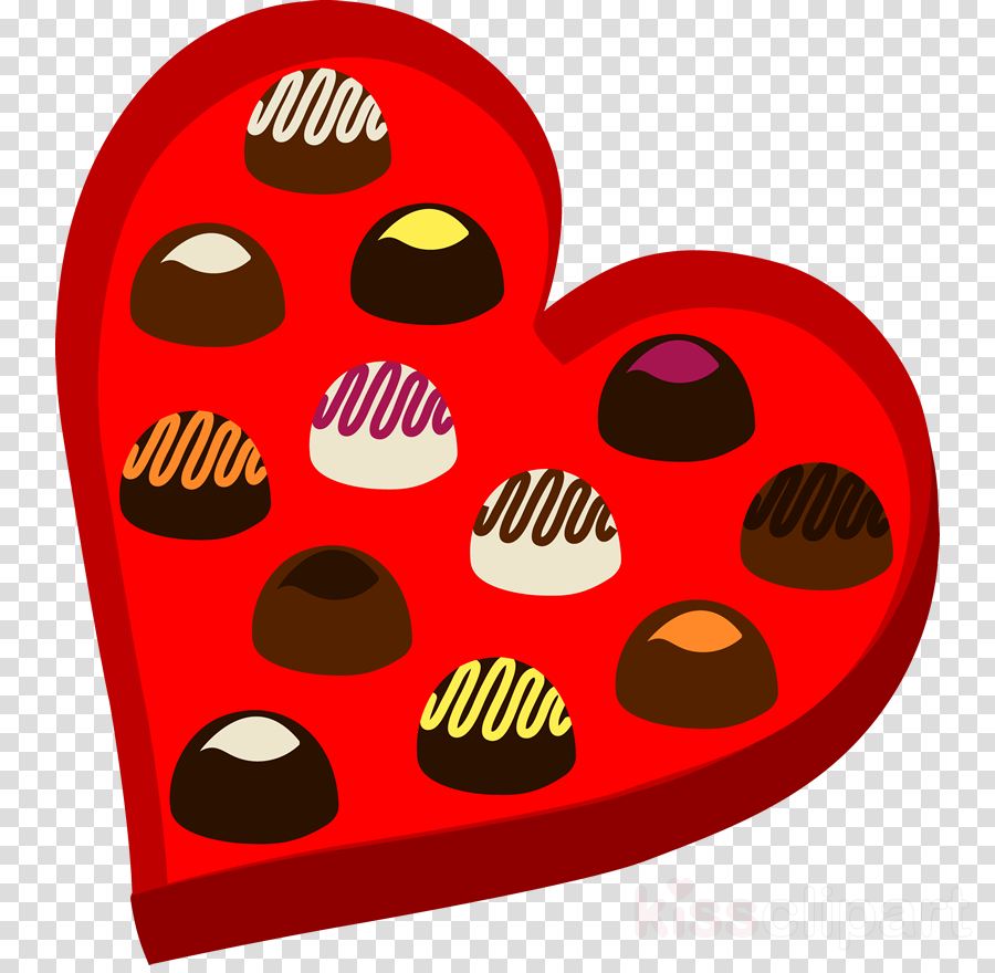 Chocolate, Candy, Heart, transparent png image & clipart free download.