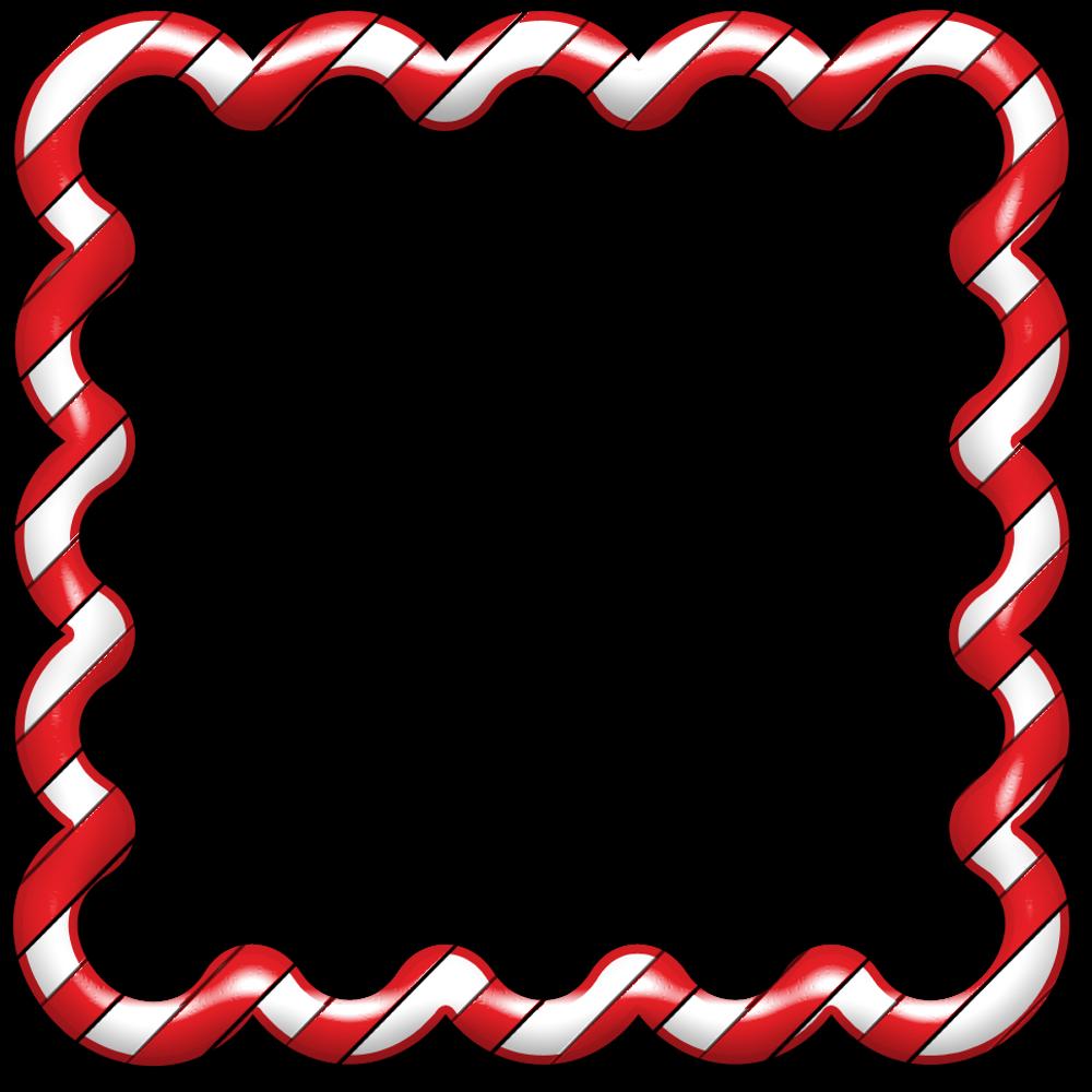 Peppermint Border Cliparts.