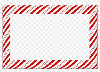 Candy cane Borders and Frames Christmas Picture Frames Clip art.
