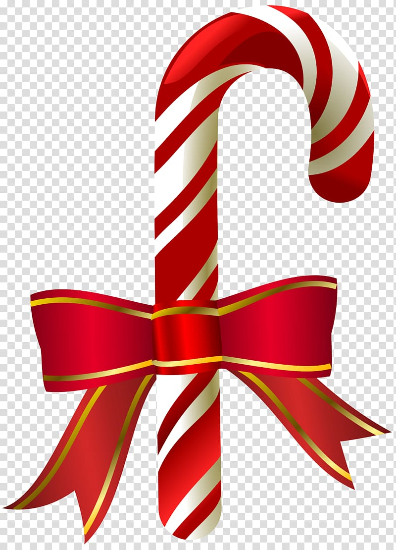 Candy cane Christmas , Christmas Candy Cane transparent background.