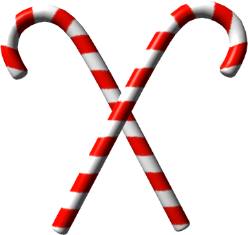 Free Candy Cane Clipart.