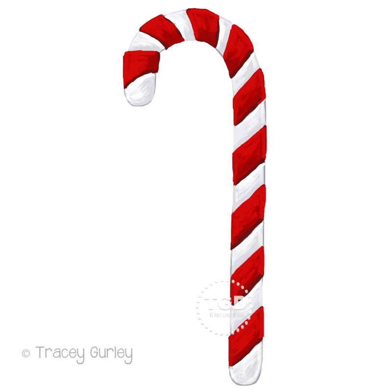 Candy Cane Clip Art Invitation Art holiday clip art candy.