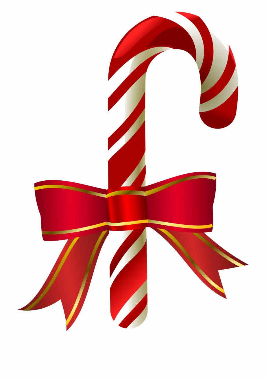 Stocking Vector Candy Cane.