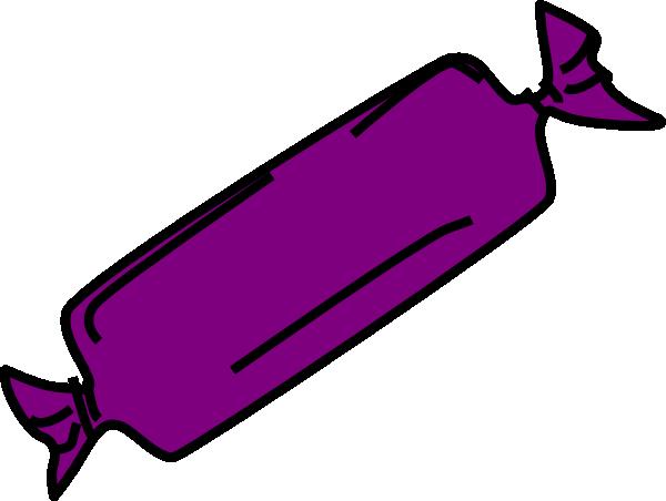 Purple Candy Bar Clip Art at Clker.com.