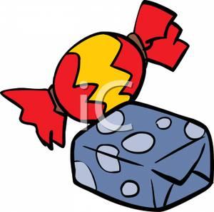 candy cartoon clipart #14