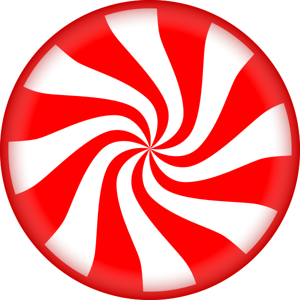 Peppermint Clipart.