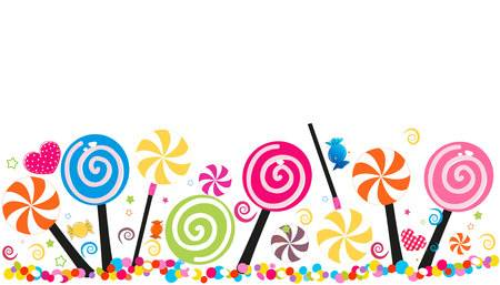 Download Free png 6,791 Candy Border Stock Illustrations.
