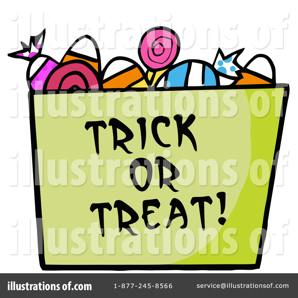 Halloween Candy Clipart #102300.