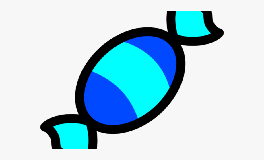 Candy Clipart Logo.