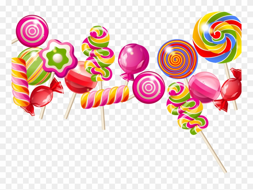 Clipart Transparent Stock Lollipop Sweet Transprent.