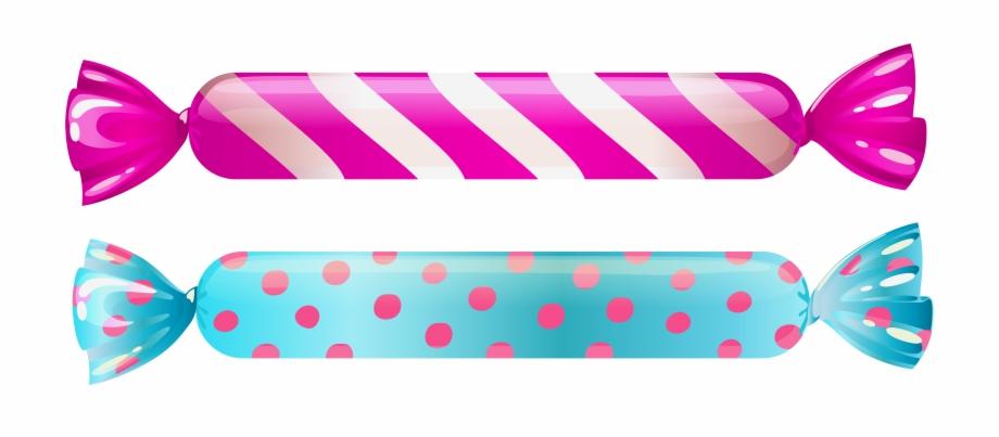 Transparent Candy Clipart.