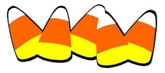 Image result for candy corn clipart.