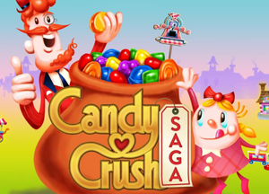 Candy Crush Clipart.