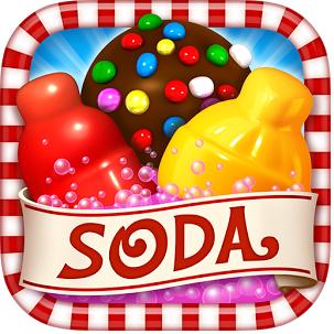Candy Crush Soda Saga v1.0.0 Mod [Unlimited lives].