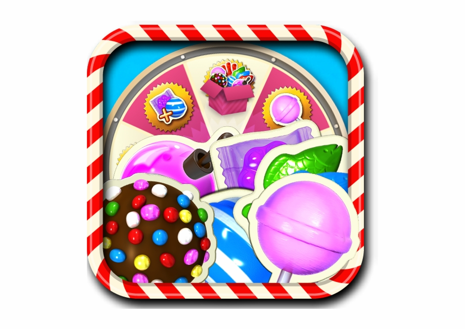 Candy Crush Candy Icons Free PNG Images & Clipart Download #1923137.