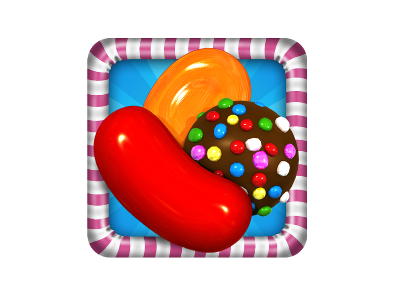 12 Candy Crush App Icon Images.