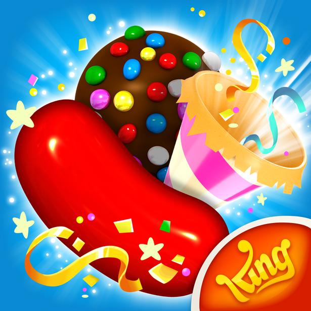 Candy Crush Saga is 5 years old.