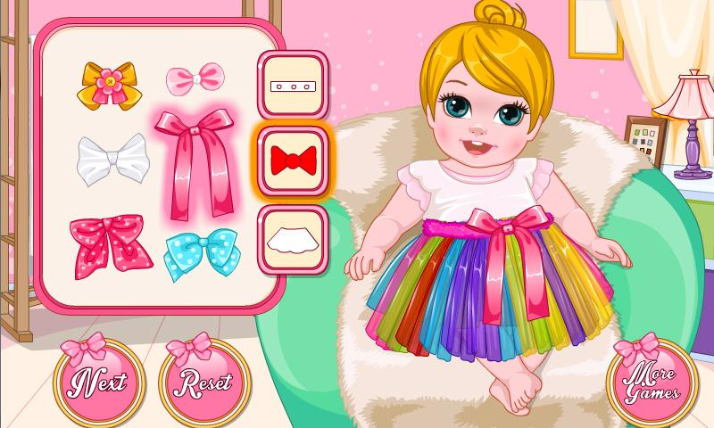 Little Princess Candy Dress.