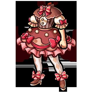Candy Princess Dress (Gear).