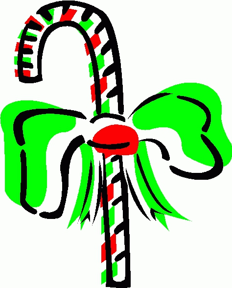 Candy Cane Clipart#2127825.